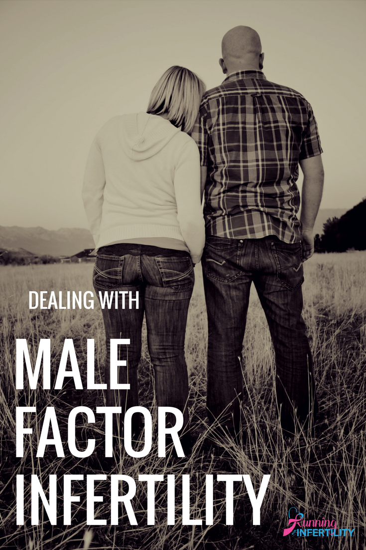 dealing with male factor infertility