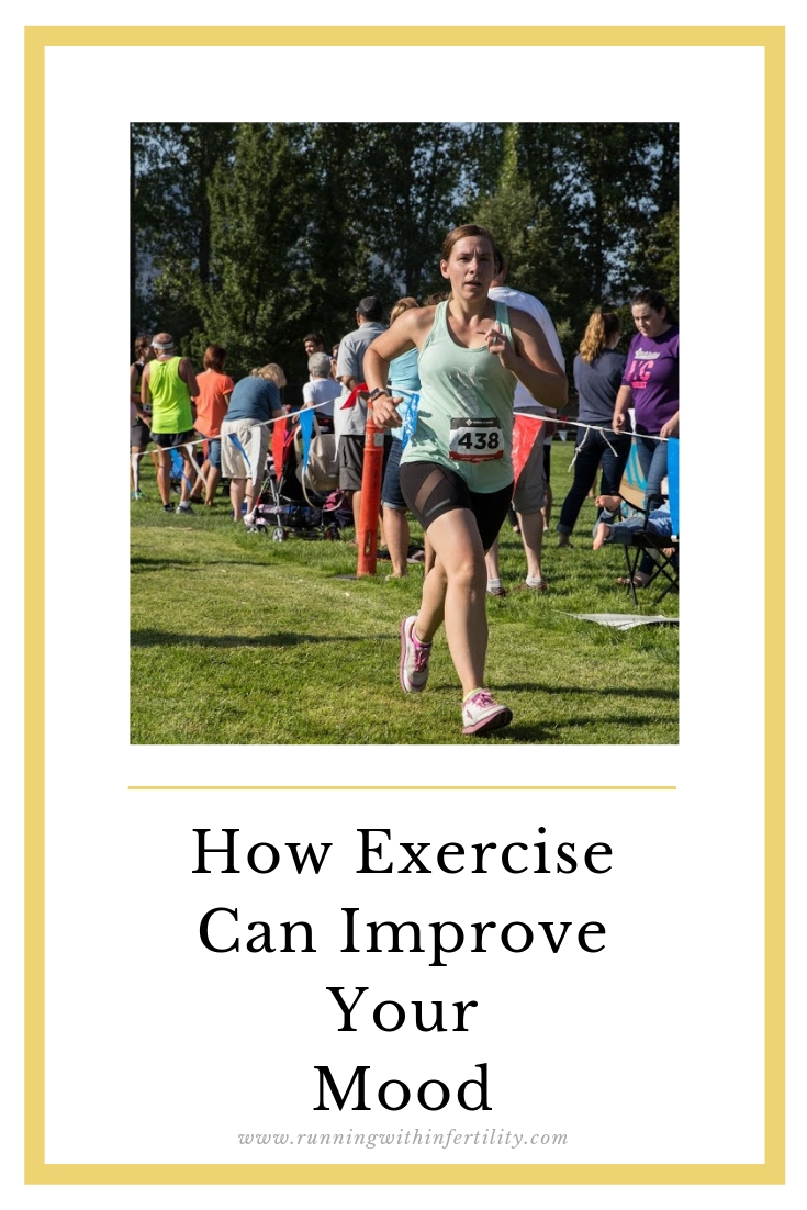 How Exercise Can Improve your mood