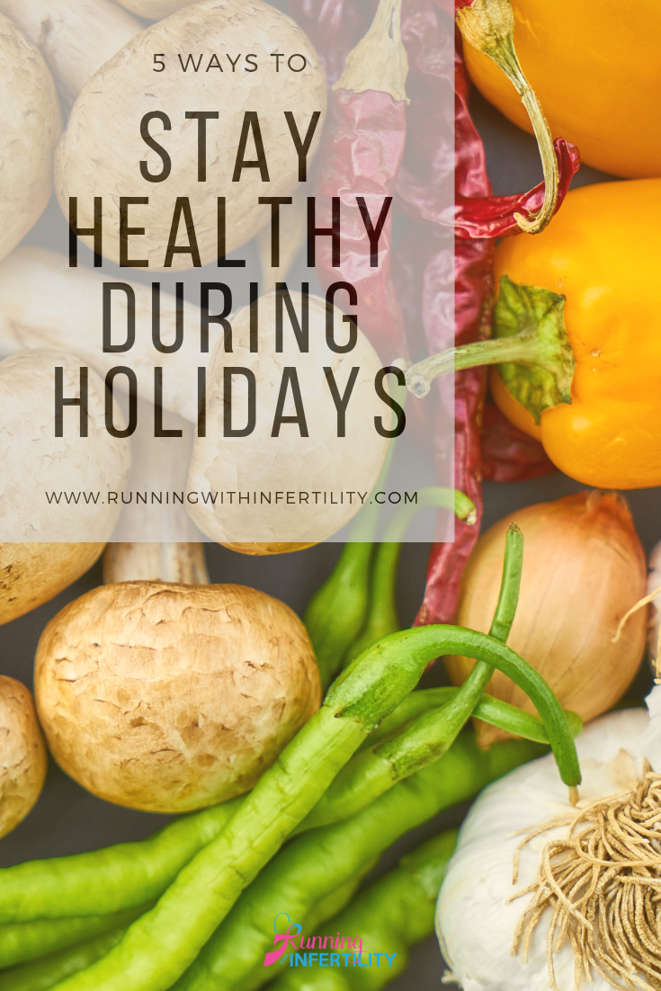 5 ways to stay healthy during holidays