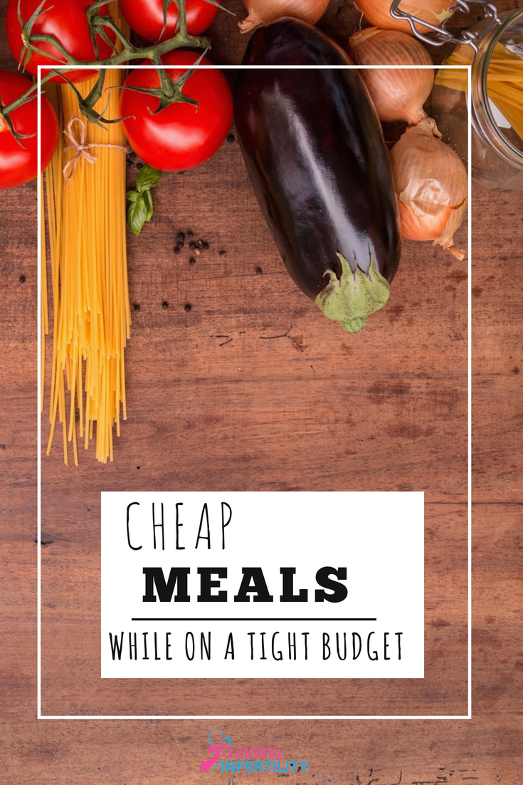 cheap meals on a budget