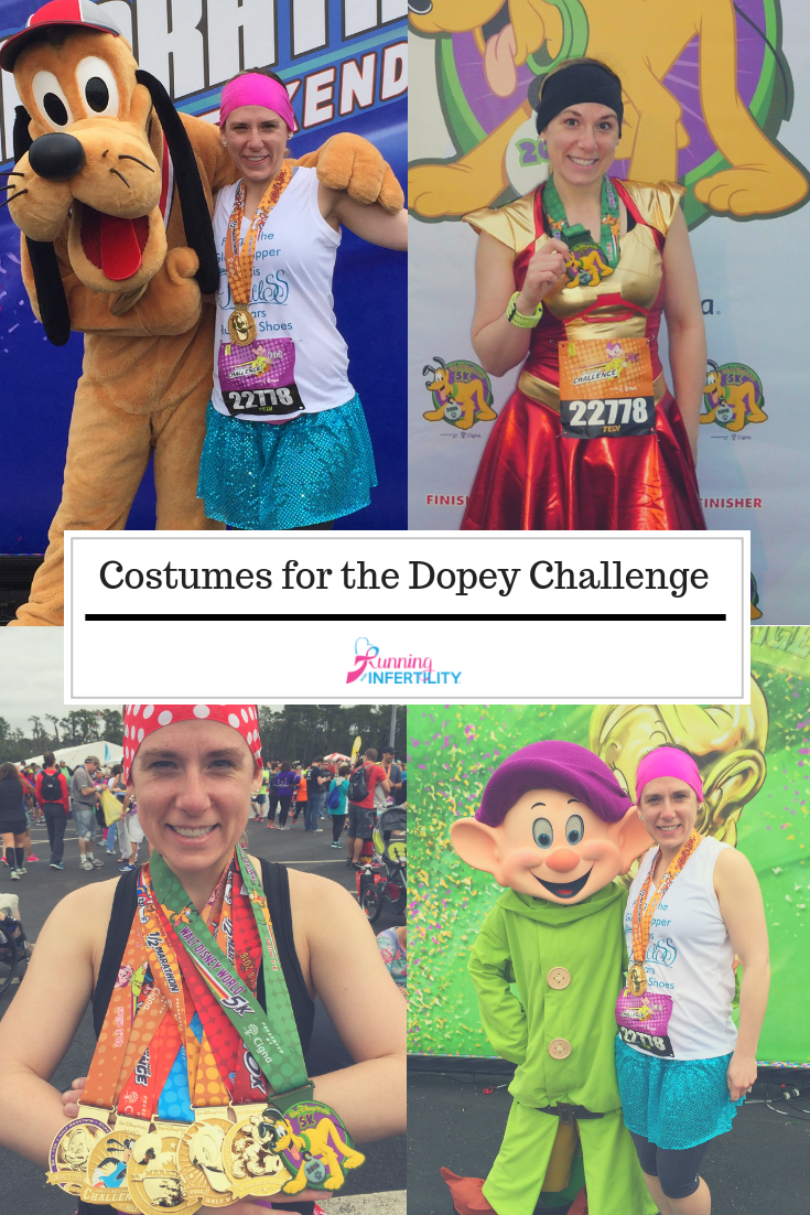costume ideas for the dopey challenge