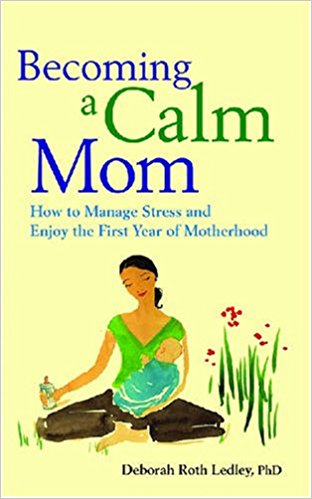 Becoming a calm mom book
