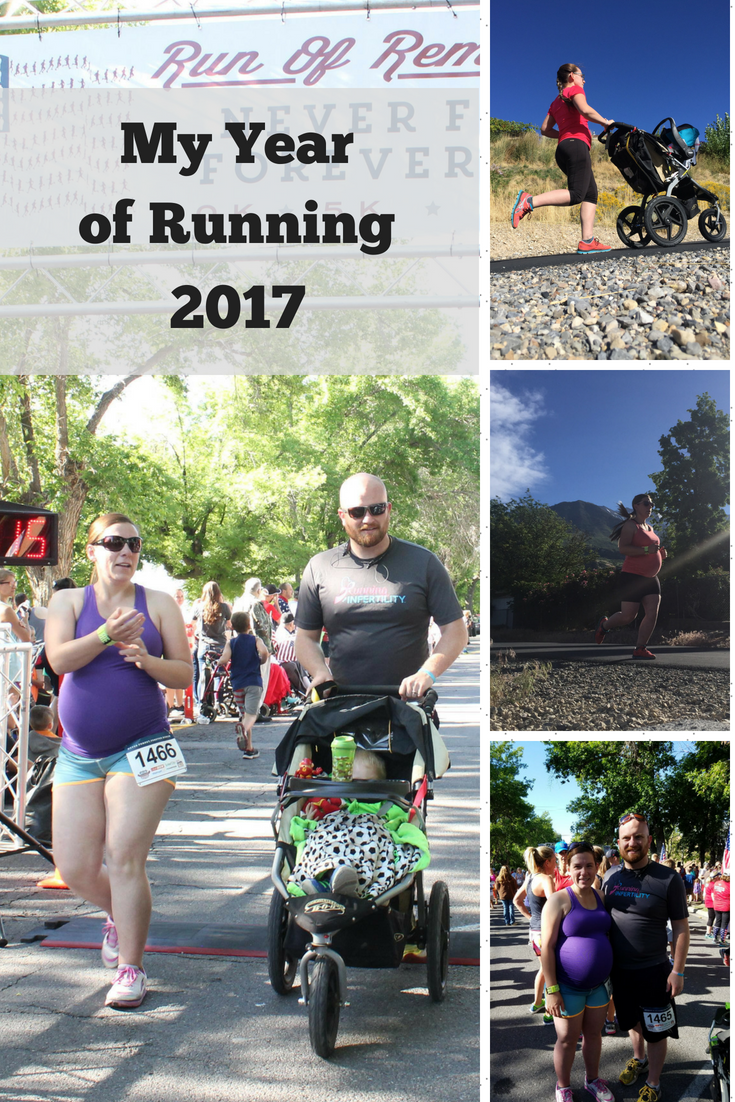 my year of running