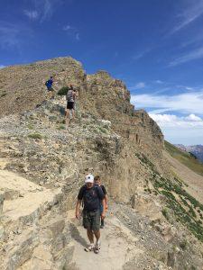 mount timpanogos hike