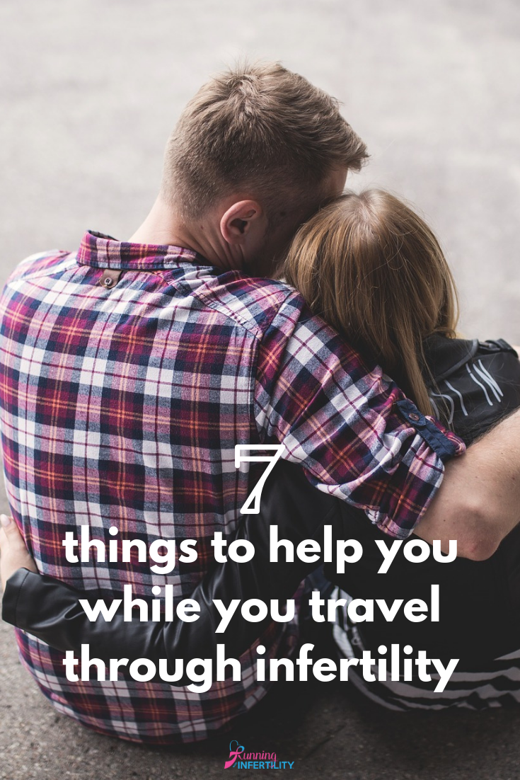 7 tips to help you while you travel through infertility