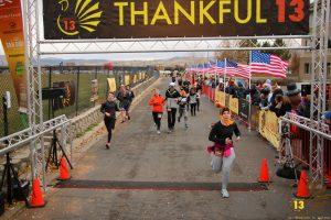 Thankful 13 Race Recap