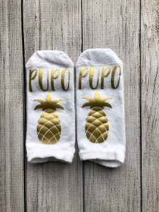 pregnant until proven otherwise socks PUPO