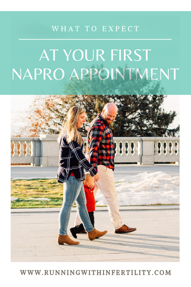 What to expect at your first NaPro Appointment